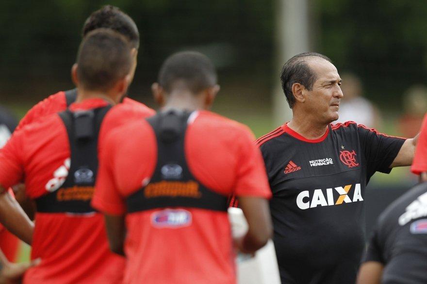 Muricy Comandando Treinos No Flamengo