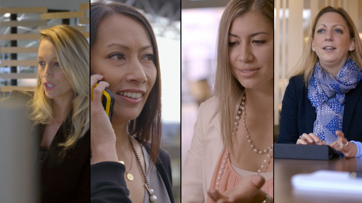 Meet these @Adobe women as they offer a glimpse into their sales careers & #AdobeLife: https://t.co/t2O0BcehLN https://t.co/sHugZiMBEz