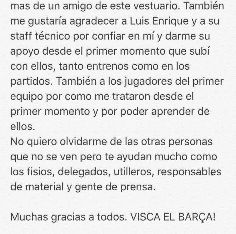 Post oficial: cantera del Barça - Página 29 CYnIC6DWEAAKISj