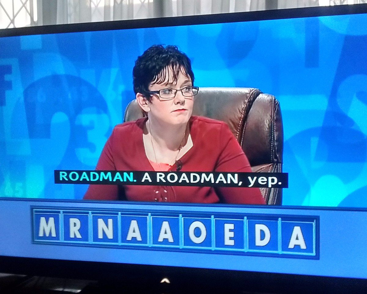 Watchin bit of countdown n roadman come https://t.co/aAgI7rFfJ1