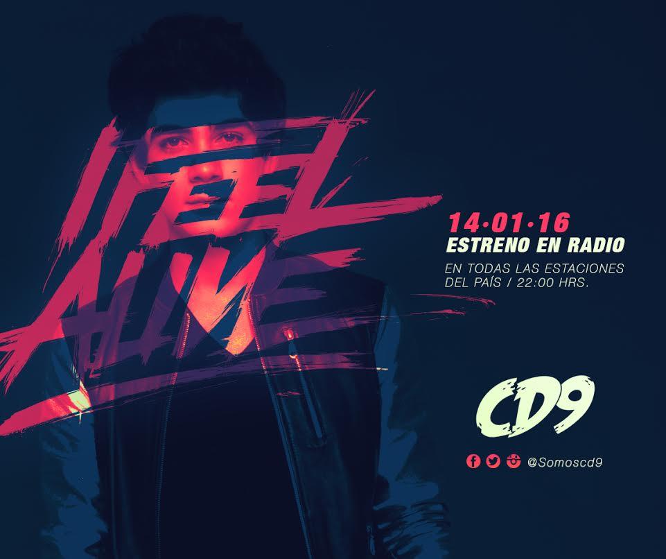 #Coders ¡Esta es la primera imagen de @JosDice! Mañana, estreno de #IFeelAliveCD9  @somosCD9 ¡Queremos oirla YA !