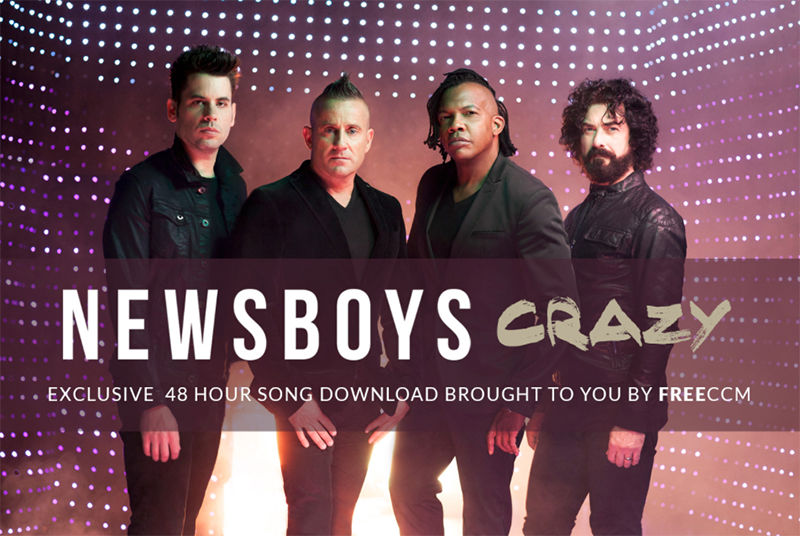 Newsboys offer free download – ccm magazine.