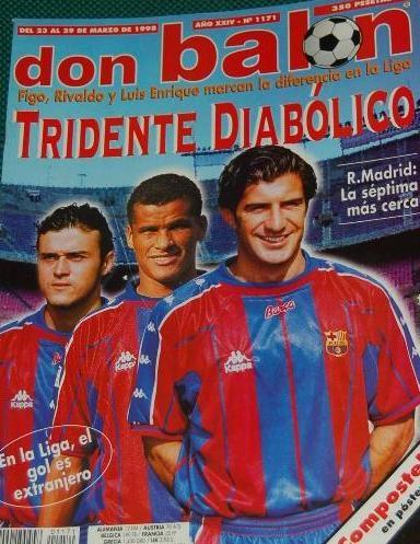 Barcelona tridente. 20 років по тому - изображение 2