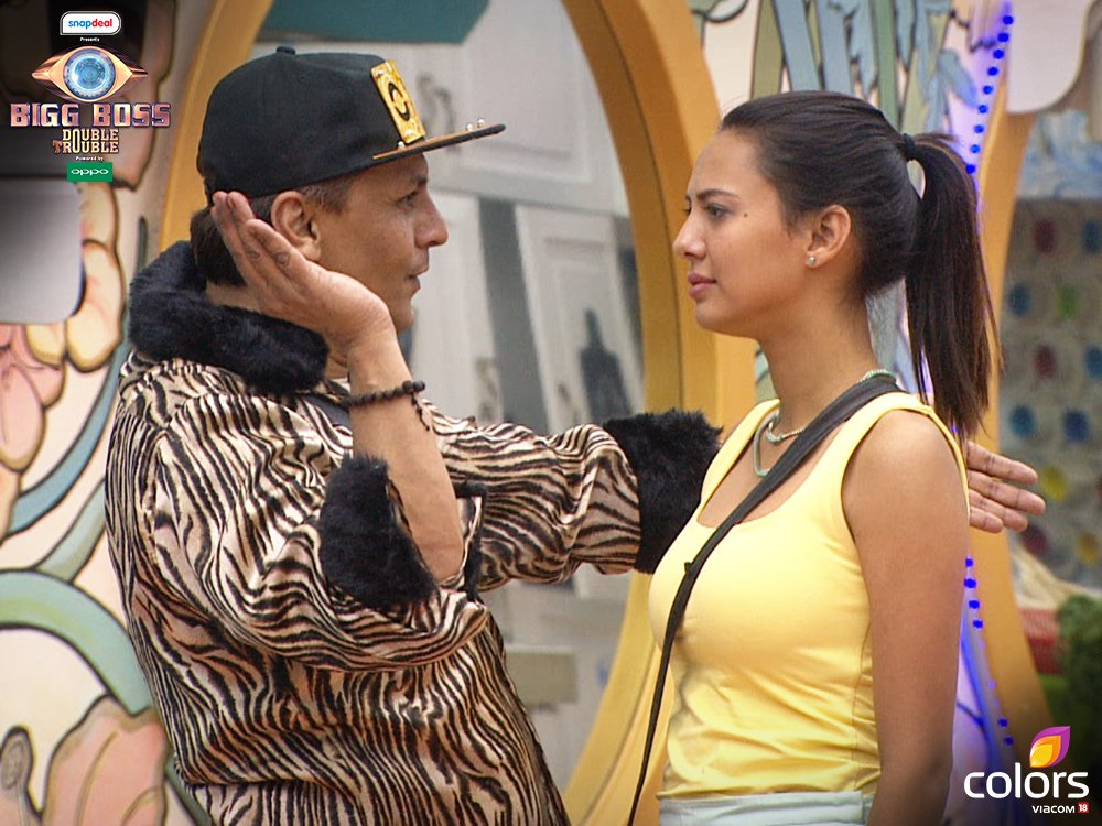 Bigg Boss 9 Episode 94: Imam Gets Out Of Control