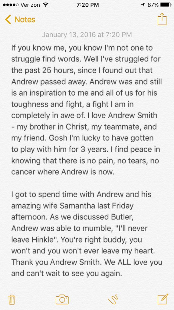 """Even when it's hard, to find, the words. Louder than I sing Your praise"". Thank you Lord for Andrew Smith. https://t.co/lY7msLV2Ki"