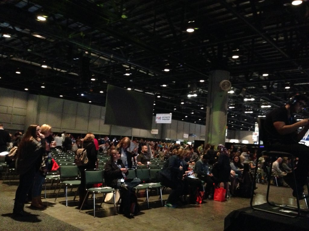 #FETC opening keynote starting soon! https://t.co/lprUPur1Tn