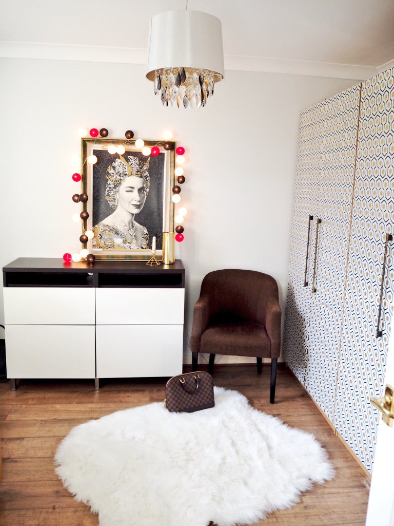 Interiors home on twitter my ikea pax wardrobe hack with the hel - Creer son armoire ikea ...