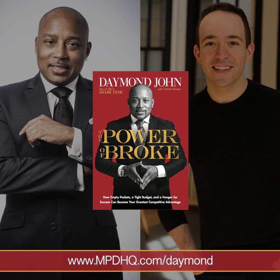 Thrilled to be hosting an interview w/ @TheSharkDaymond at @GA on 1/20. Register & stream: https://t.co/tOw44rENPJ https://t.co/BfxgVYDpDT