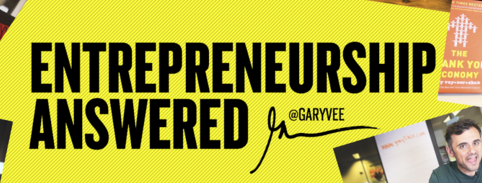 Lovn this entrepreneurship answered ish @garyvee !! Everyone go check it out now: https://t.co/vckUwNlDSH https://t.co/h8e3qAoRKK