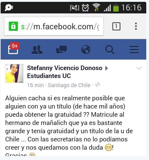 ATENTOS... El hermano de Mañalich con TÍTULO y fue matriculado con gratuidad?  RT RT RT https://t.co/X1zUimO6sF