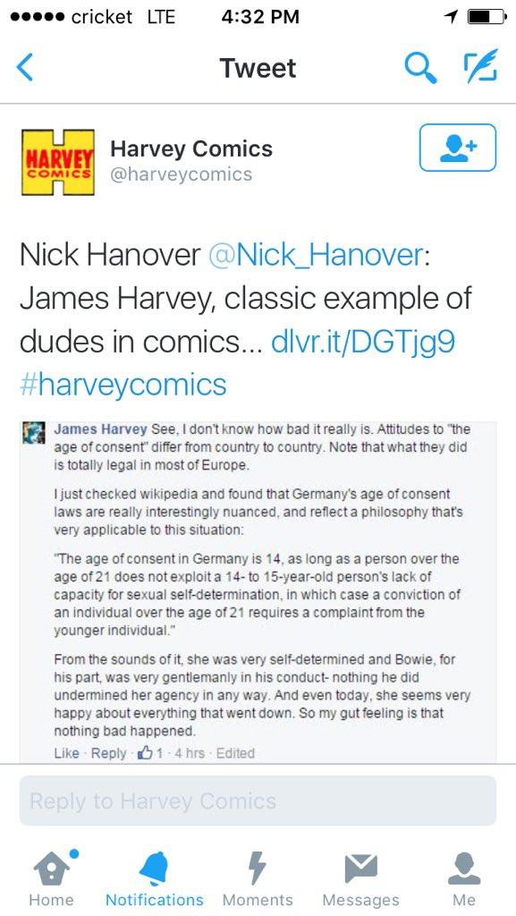 502e5ed342 Nick Hanover on Twitter
