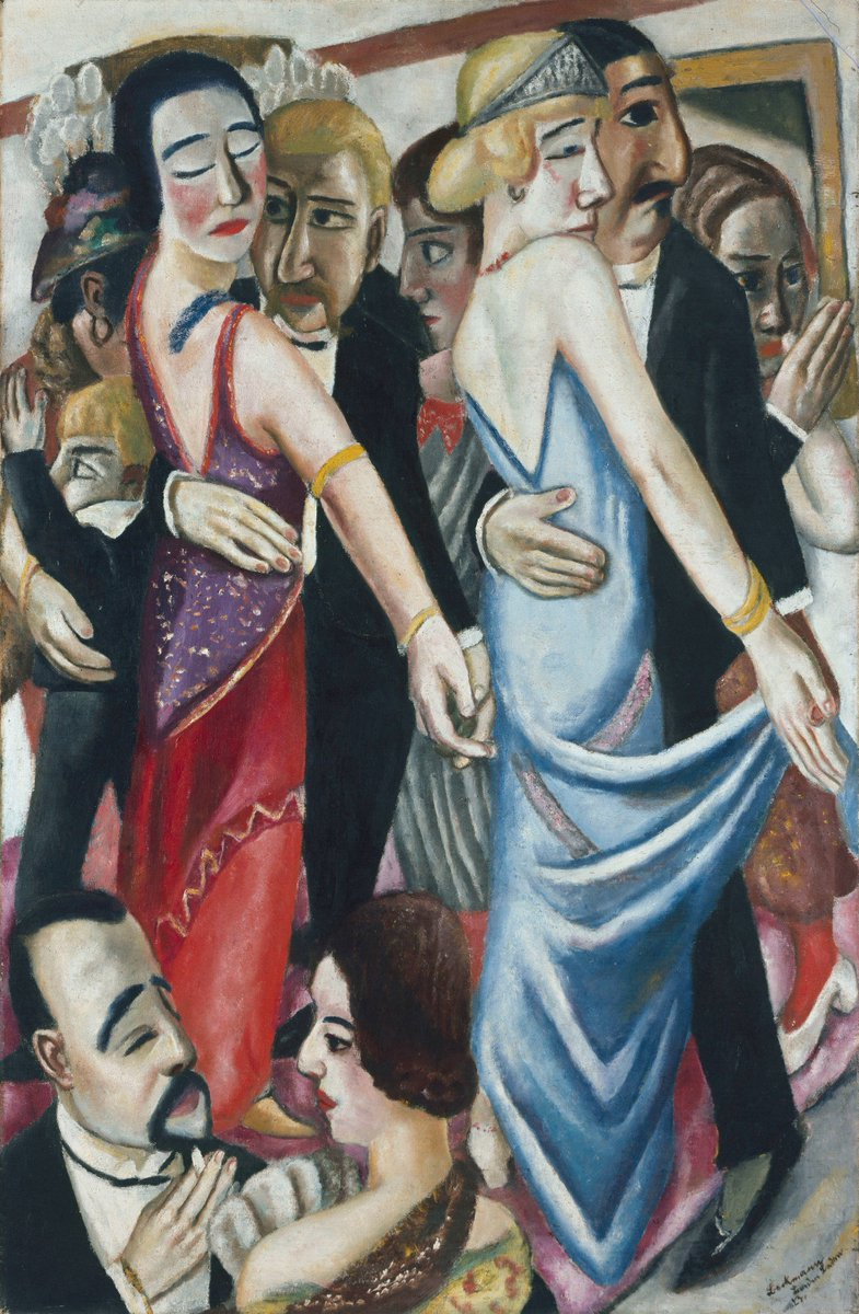 Modern German Art In The Weimar Republic