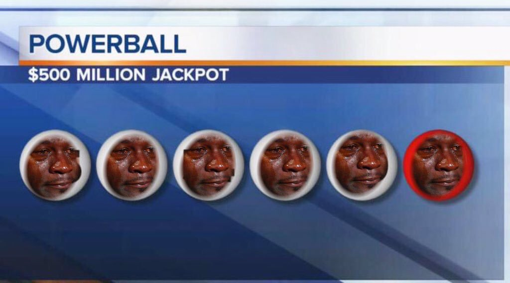 My #Powerball numbers