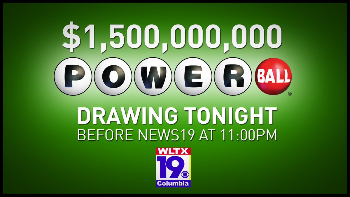 Watch The Powerball Drawing Live On Wltx At 10 59 Pm Scoopnest