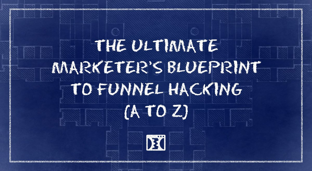 The Ultimate Marketer's Blueprint To Funnel Hacking [A to Z] https://t.co/bvuSygO0XH https://t.co/ibxoIifPSC