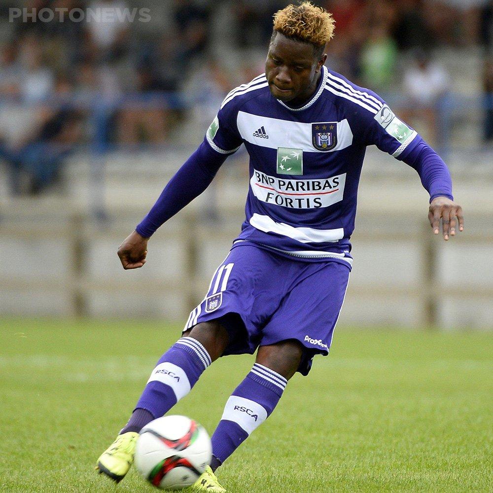 Rsc Anderlecht On Twitter Joyeux Anniversaire Nathan Kabasele