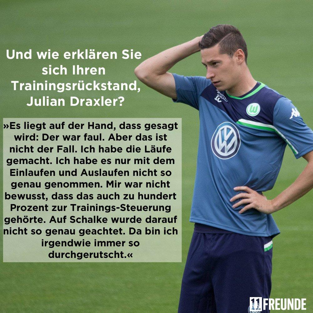Achso?! #Draxler #modernefussballerausreden #trainingslager #sonderschichtenpic.twitter.com/WSmun5n81D