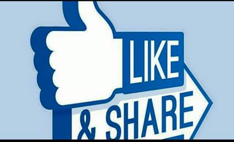How to share a picture on my facebook page