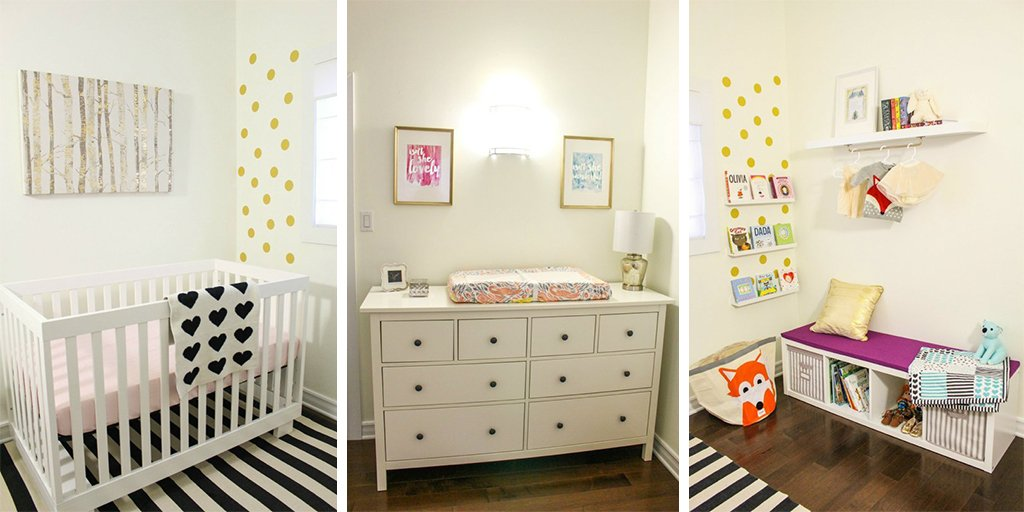 Benjamin Moore On Twitter Love This Modern Nursery In Simply White Oc 117 Https T Co Cnyxbfmxq7 Via Trinque Apttherapy Ordxtwrzag