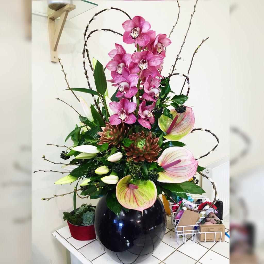 Dutch Flower Shop On Twitter Tropical Arrangement For Doubletreeliv Liverpool Florist Dutchflowershop Orchids Hotels Https T Co Nw0uhzivoa