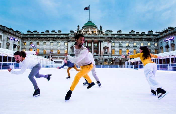"★★★★★ ""Brave and brilliant"" Vertical review @SomersetHouse @lepatinlibre https://t.co/Z8ZiWnsKzK https://t.co/fInnTqC3xT"