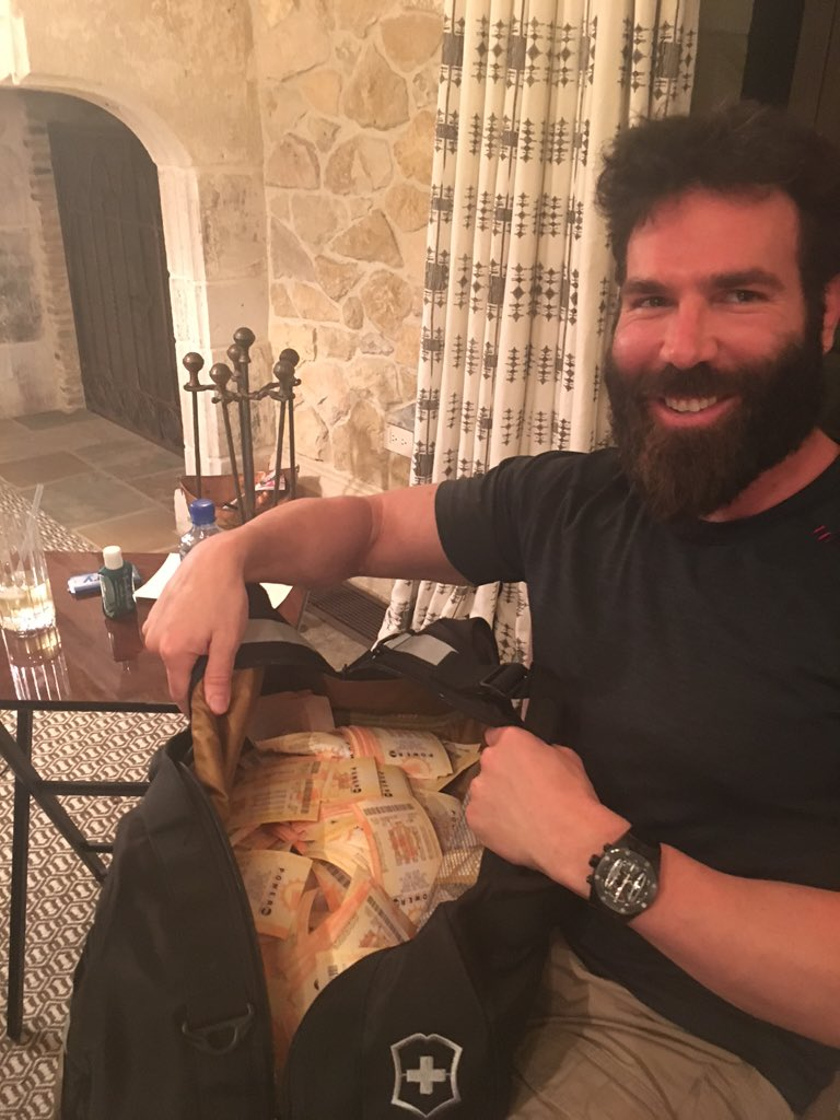 Dan Bilzerian On Twitter I Hope My Assistant Took His Adderall - Look life dan bilzerian one successful poker players ever
