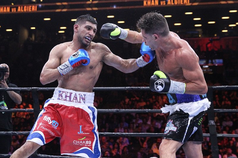 Frank Warren offers Amir Khan 154 title shot versus Liam Smith https://t.co/N2jcFMbZit Pic: Lucas Noonan https://t.co/rpPzcLetLg