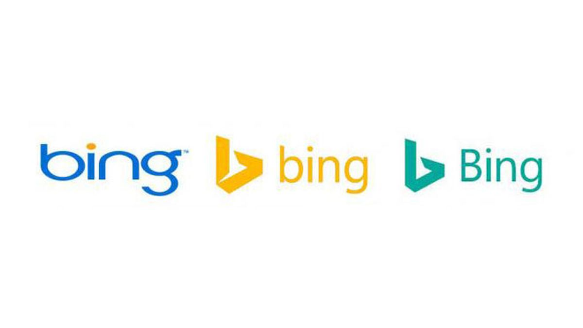 Say hello to the new Bing logo