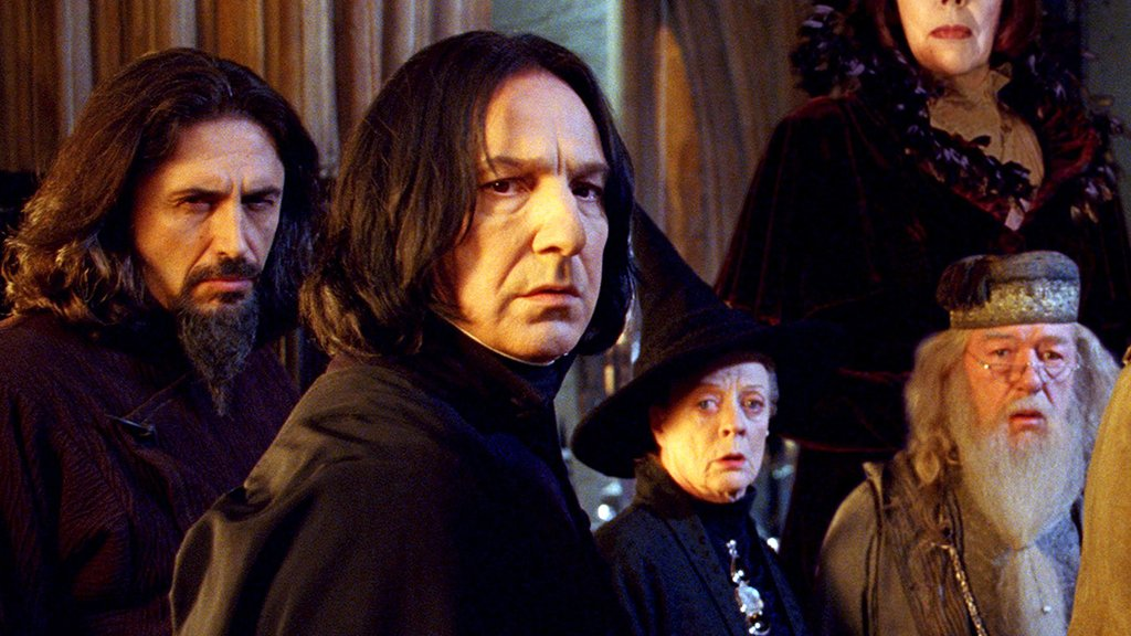 Thank you for making our childhood more magical, Alan Rickman ✨ https://t.co/mcEY31VKlf