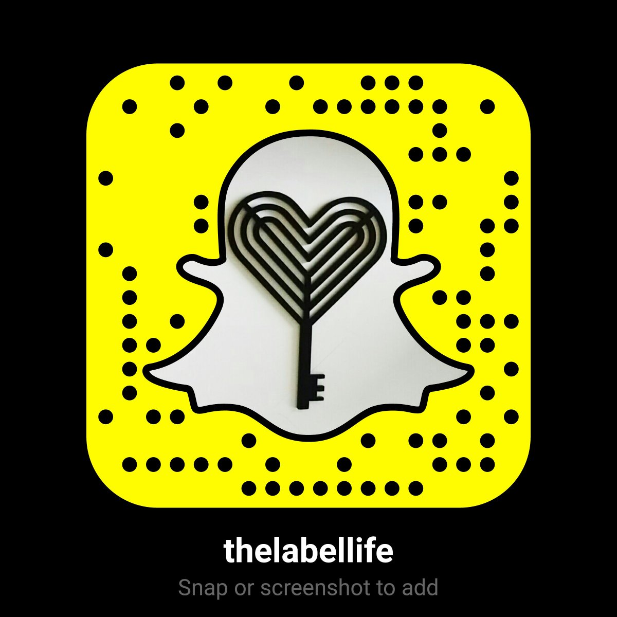 The label life on twitter we are now on snapchat follow us for the label life on twitter we are now on snapchat follow us for exciting behind the scenes sneak peeks contests and a whole lot of fun buycottarizona Choice Image