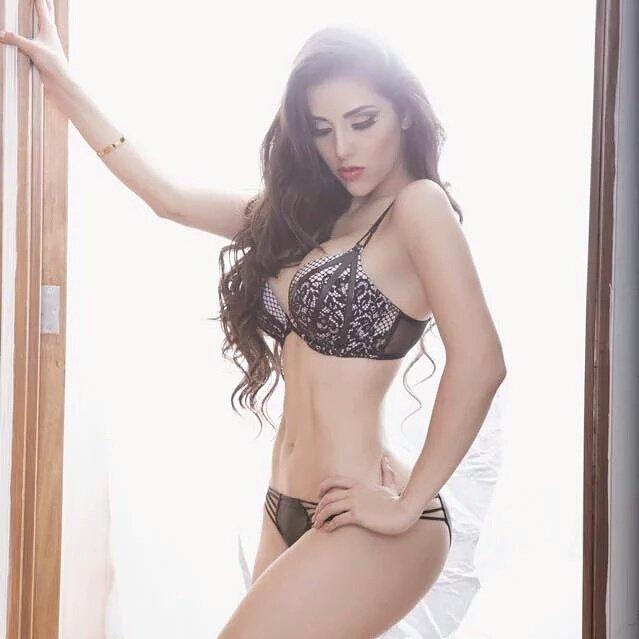 Rossana Dj Sexy Devil Nude Photos