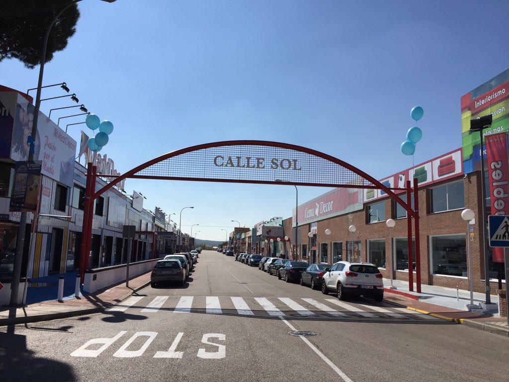 Calle Sol Callesol2015 Twitter # Muebles Ulla Arganda