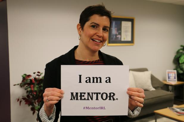 Happy #IAmAMentorDay! Our Executive Director, Abby, recently became a Big Sister again! Are you a #MentorIRL? https://t.co/eaHBMHvAxf