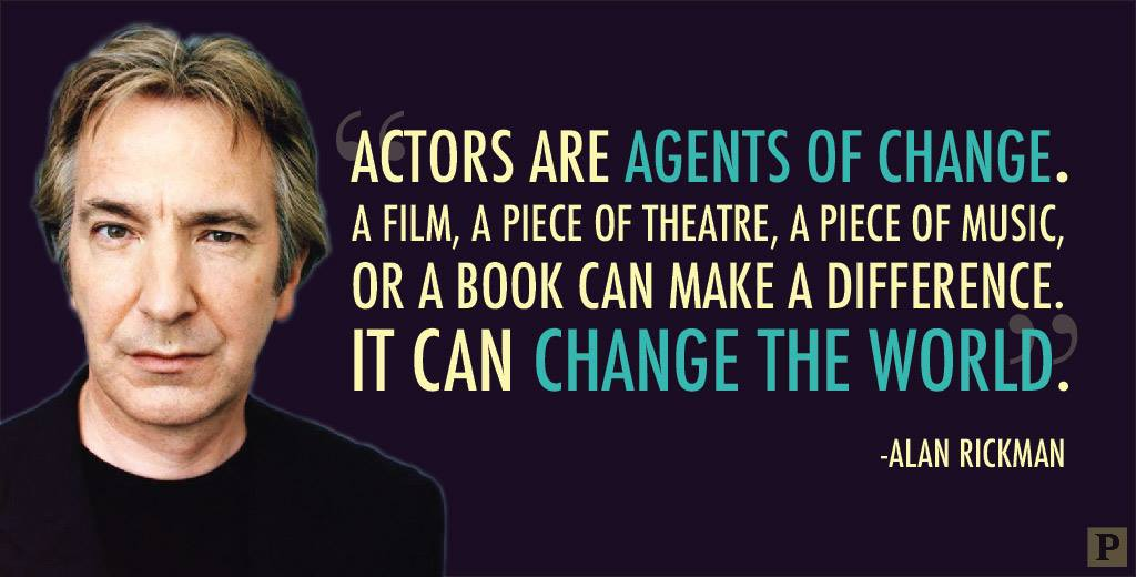 Far too early in the year to have lost so many memorable artists...RIP, Alan Rickman https://t.co/QWmGIV9G26