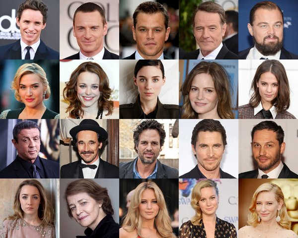 Do you see anyone missing from the 20 acting noms at this year's Oscars? #OscarsSoWhite https://t.co/12Q76d2qei https://t.co/OkwG7ZrQD7
