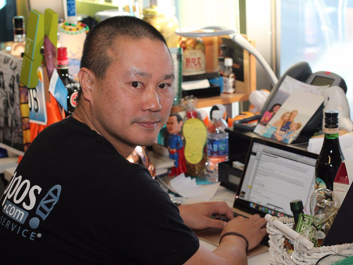 Zappos CEO Tony Hsieh on why 18% of employees quit during his radical management experiment https://t.co/Tenzea0U2b https://t.co/0HVNC6tXOU