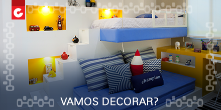 Uma solução para filhos que dividem o mesmo espaço são as camas suspensas que otimizam a área útil do cômodo! https://t.co/Ljllae6E4q