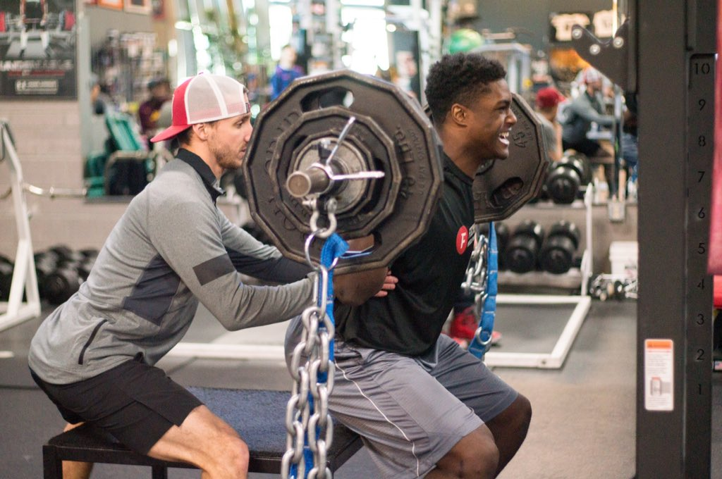 The Comeback Is Real @MylesJack #hardwork #nflcombine #draftday https://t.co/jk1aLxY4bD