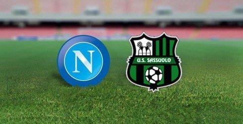 : Come vedere NAPOLI-SASSUOLO Streaming Gratis e Diretta Calcio TV Oggi