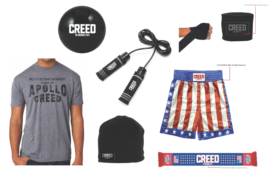 Follow us and RT for a chance to win these incredible #Creed prizes https://t.co/3ZWPZfBjPK