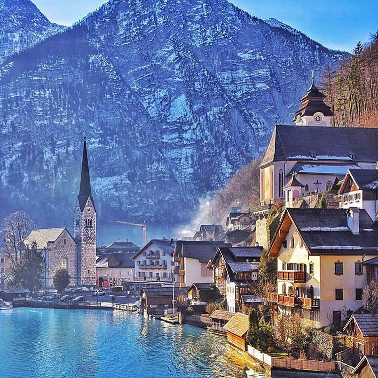 How beautiful is #Austria! #jetset #travel #vacation #getaway #traveling #trip #vacation #getaway #ilovetravel https://t.co/fVrmIJTIyu