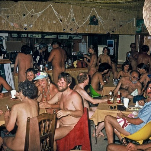 party Naked family