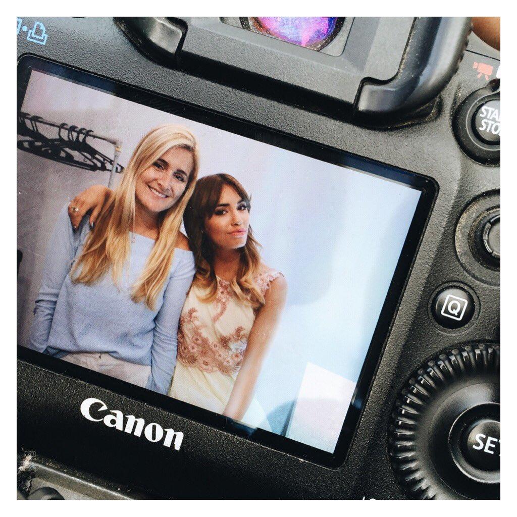 Team rubias @laliespos @SedalArgentina #LaliEnMardel #AbailarConTuPelo https://t.co/1hXwPZKXc2