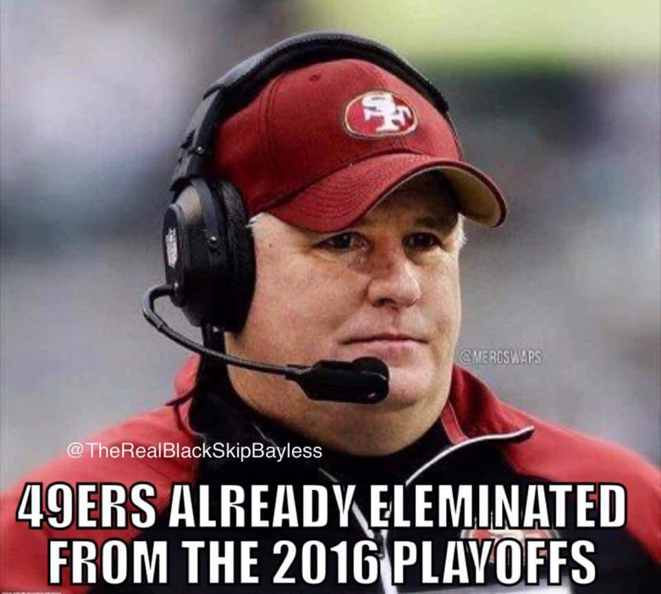 San Francisco 49ers Memes! See The 10 Best Meme's From The Niners ...