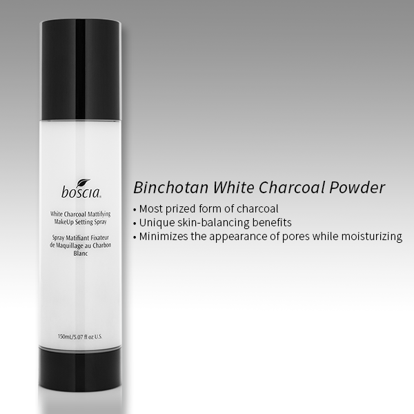 Interested in trying our NEW White Charcoal Mattifying Makeup Setting Spray? RT this post to #win! https://t.co/8FYltlgYAW