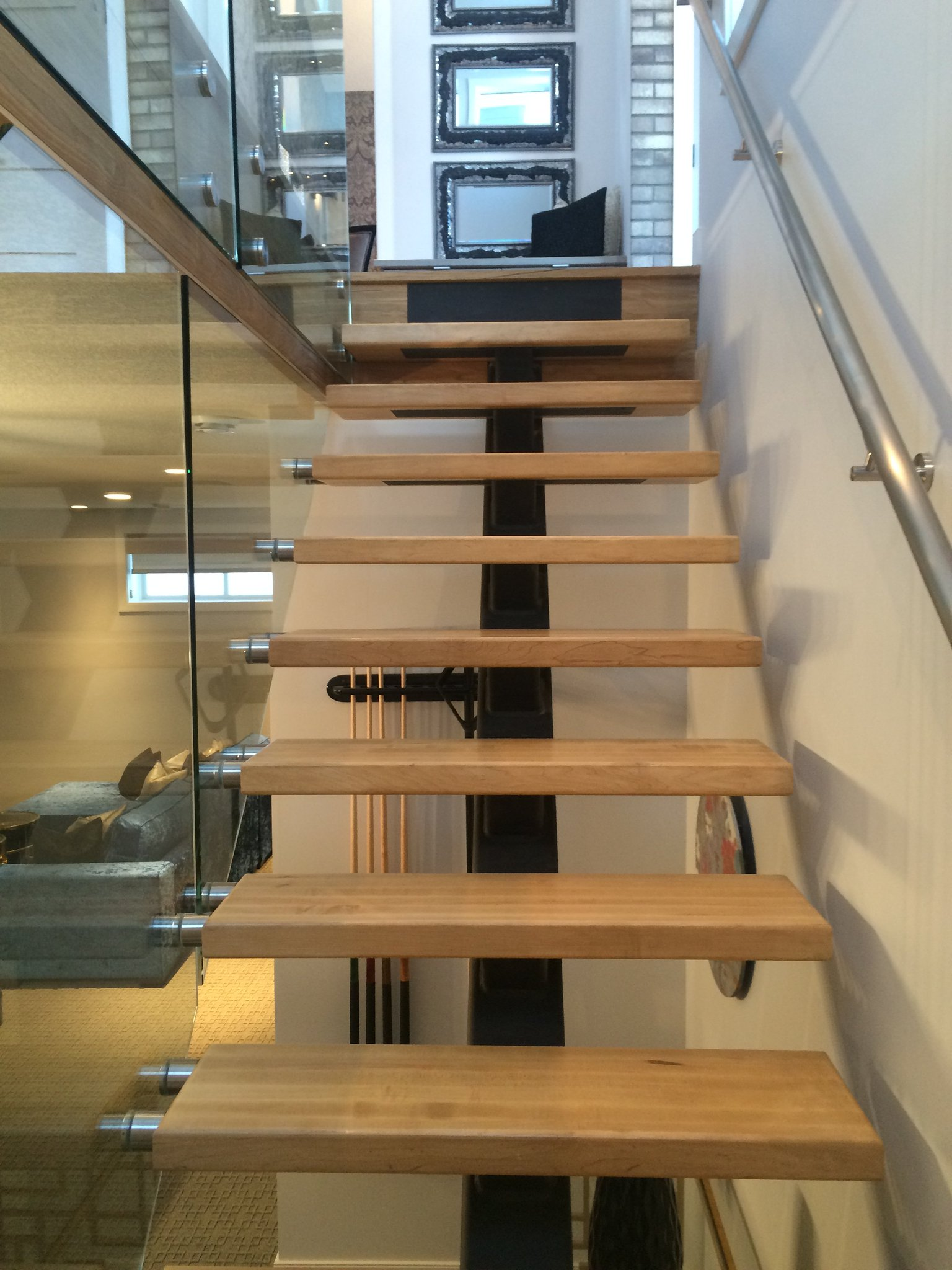 Artistic Stairs Ltd On Twitter Quot This Steel Mono Stringer