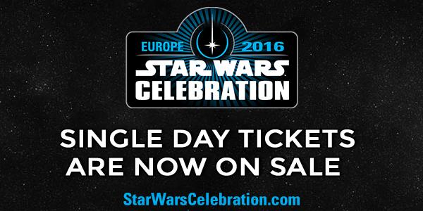 Фэндом: Появились билеты на #StarWars Celebration