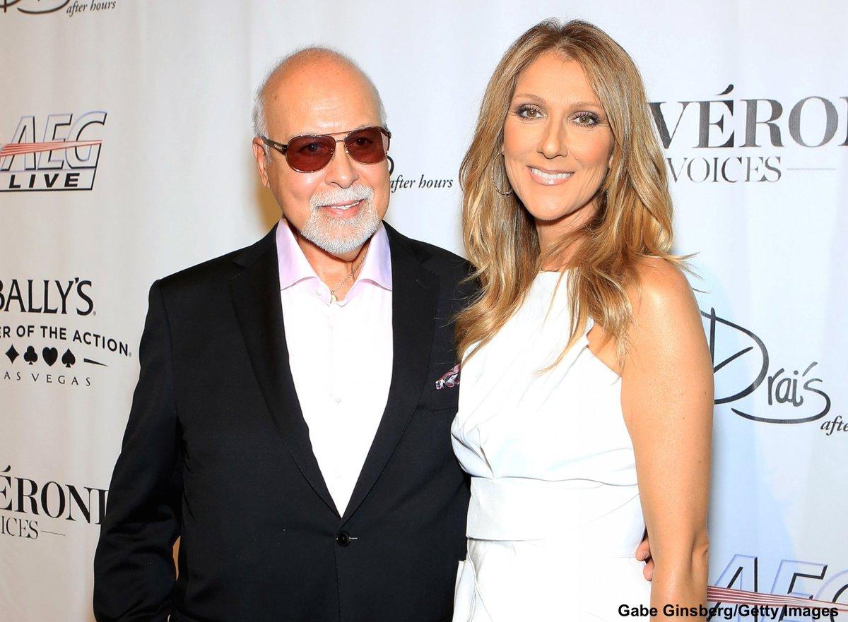 JUST IN: Céline Dion's husband René Angélil has died after battle with cancer, publicist confirms.