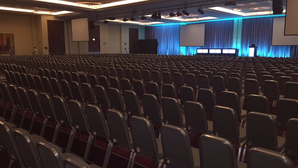 @Uroweb . . . #esou16 ready to go! https://t.co/zbQue0X0Rf