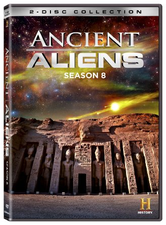 Ancient Aliens dvd box set
